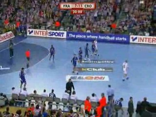 Highlights France Croatia Handball World Championship 2009