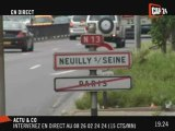 RN13 : Le maire de Neuilly continue sa campagne
