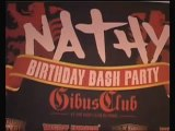 NATHY BOSS BIRTHDAY BASH PARTY @ GIBUS CLUB PARIS