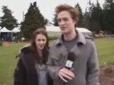 """Robert Pattinson Kristen Stewart """"Praise"""""""
