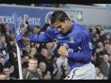Everton vs Arsenal  (1-1) /Cahill  / min61' EPL 28/01/2009