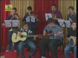 jeunes orchestre kabyle jouent Agraw/takfarinas