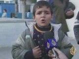 Ahmed , 9 ans de Gaza