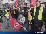 Grève : Tempête de grévistes au Mans!
