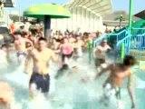 Swimmers 'chill' at USAG-Humphreys