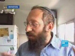 Le vrai visage des colons sionistes (l'espace vital)