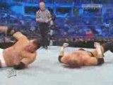 WWE Smackdown 30/01 : Triple H vs Great Khali vs Kozlov