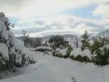 COURSEGOULES janvier 2009:c'est blanc,c'est froid,c'est beau
