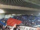 PSG Caen Avant-match et Entrée des joueurs