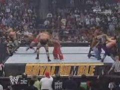 WWE Royal Rumble 2005 Part 3 6