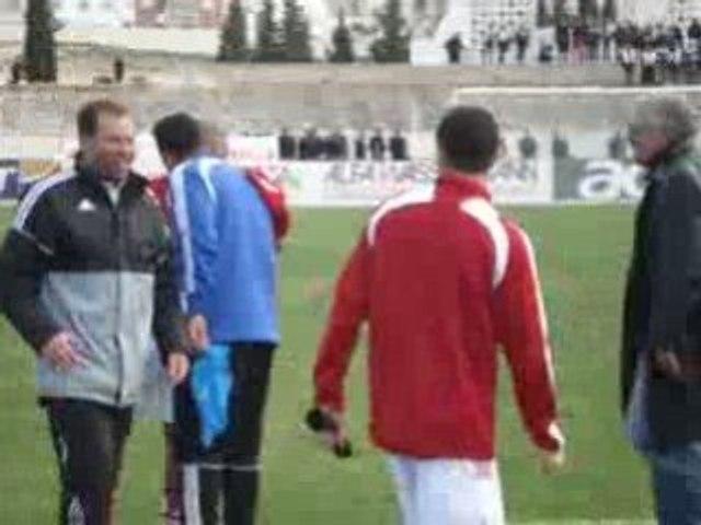 FORZA ESS(ESS-ST 1-0 )COUPE DE LA TUNISIE 2009