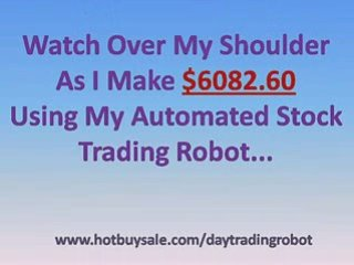 Day Trading Robot Give You Free!