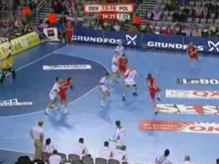 Denmark Poland 3rd place Handball World Championship 2009