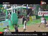 Basket : Nanterre - Levallois Perret