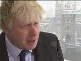 Mayor Boris Johnson quizzed over London transport chaos