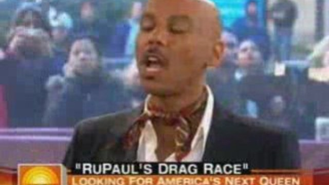 RuPaul on Today about Drag Race