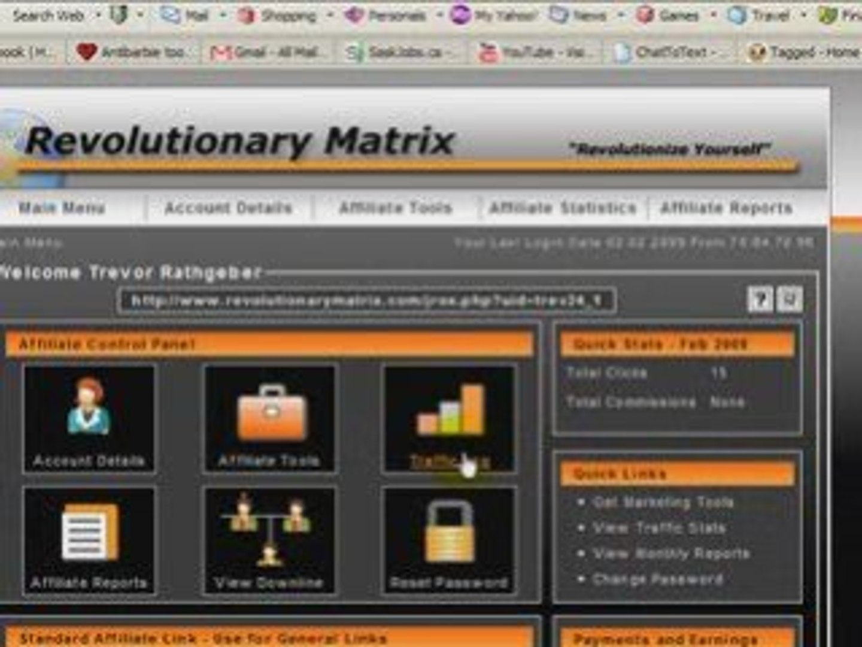 Revolutionary Matrix - People Helping People