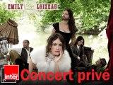 Concert privé Emily Loizeau