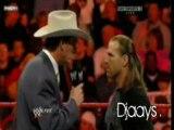 Shawn Michaels & JBL 02/02/09