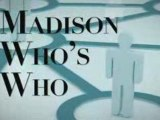 Madison Whos Who | Madison Who's Who