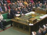 PM and Cameron clash over 'British jobs for British workers'