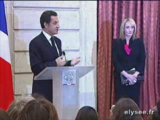 J. K. Rowling reçoit la légion d'honneur