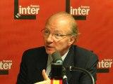 Brice Hortefeux - France Inter