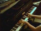 Daniel Balavoine - je ne suis pas un héros - piano
