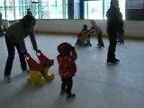 Eline en patins à glace 2