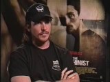 El Maquinista:The Machinist / Christian Bale Interview #1