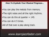 Practice Tip for Jazz Guitar, Jazz Piano, Jazz Improvisation