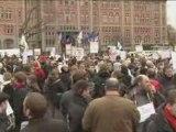 Gréve à Lille: Les professeurs d'universités se mobilisent