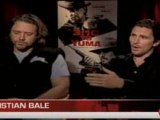 3:10 to Yuma / Interview : Christian Bale & Russell Crowe#13