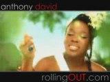 Grammy Nominated Singer Anthony David Exclusive Interview