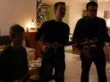 Guitar Hero avec Etienne, Gillou et Ludo