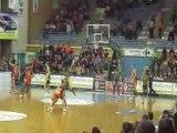 LFB 2008 2009 J16 Bourges Basket  COB Calais