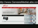 Genesis Stereo Systems, Genesis Home Theatres, Genesis Media