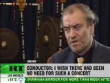 Make music, not war - Gergiev