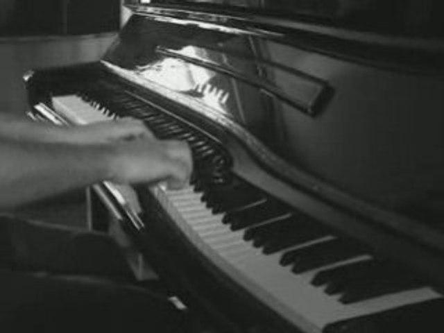 Composition triste pour le piano - Ecumes et Brumes