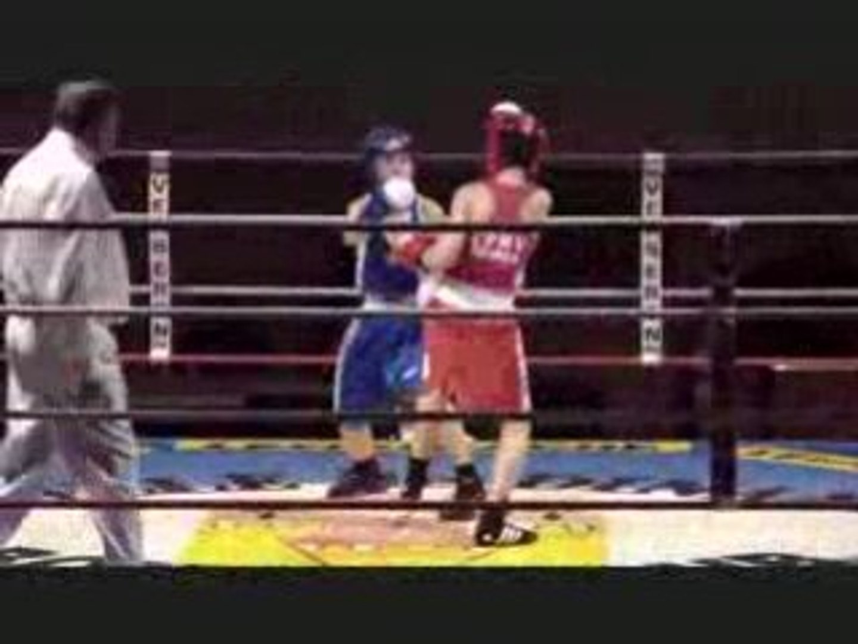 LE COUVIOUR Terry vs ALDAMOV Adam à Pace le  07/02/2009
