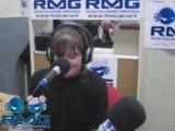 AMANDINE SUR LA RADIO !
