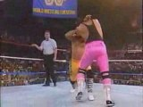 The Rockers vs The Hart Foundation