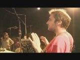 Mathieu boogaerts avec la chorale de Sannois à l'EMB
