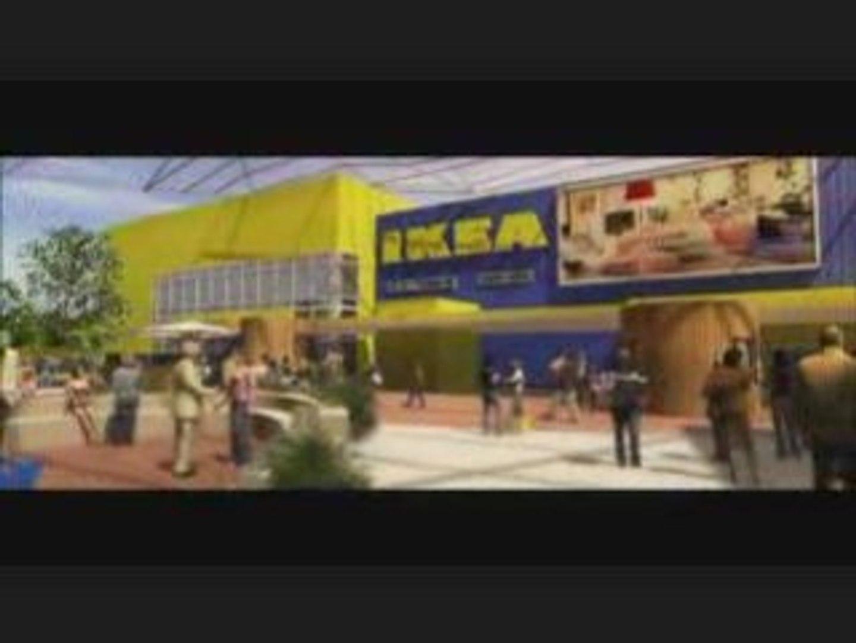 Ikea Fleury Sur Orne En Avant Première