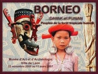 Borneo à Laon presentation D.M.
