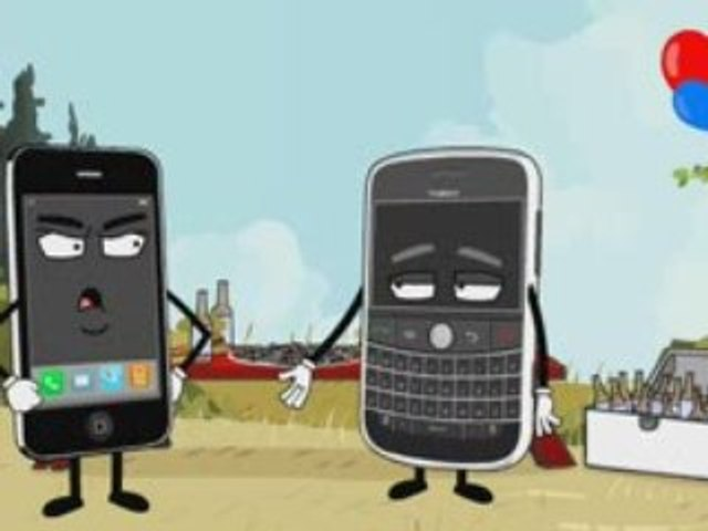 Cell Phone Reunion