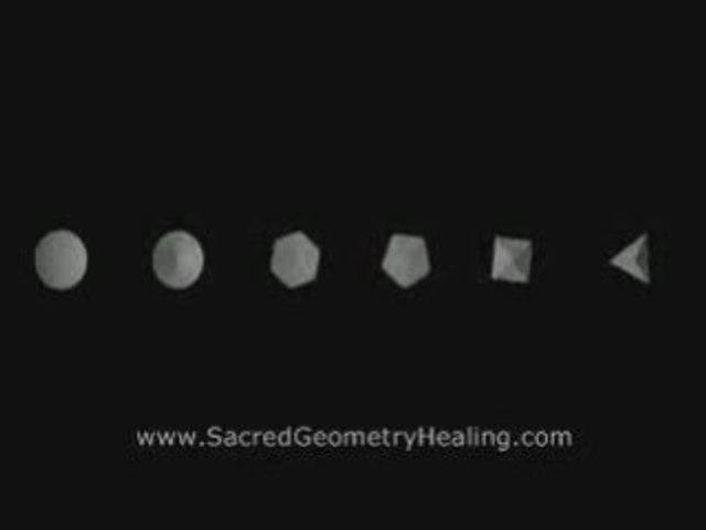 Mercaba / Merkaba Chakra Healing Meditation w/ Sacred Geomet | Godialy.com