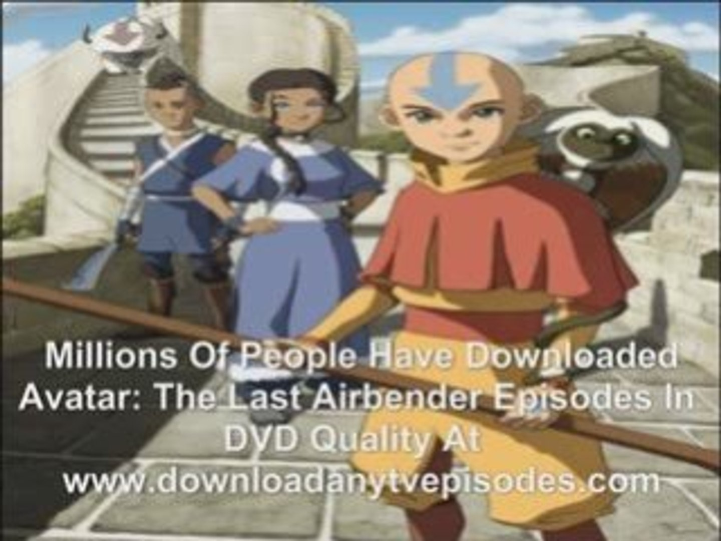 download avatar the last airbender episodes free