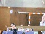 gym poutre