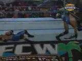 FCW Kaleb O'neal, Lawrence vs Johnny Cyrtis, Tyler Reks PT 2